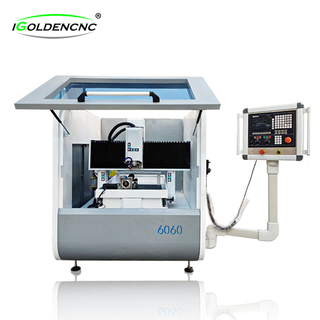 Small Mini 6060 ATC engraving machine