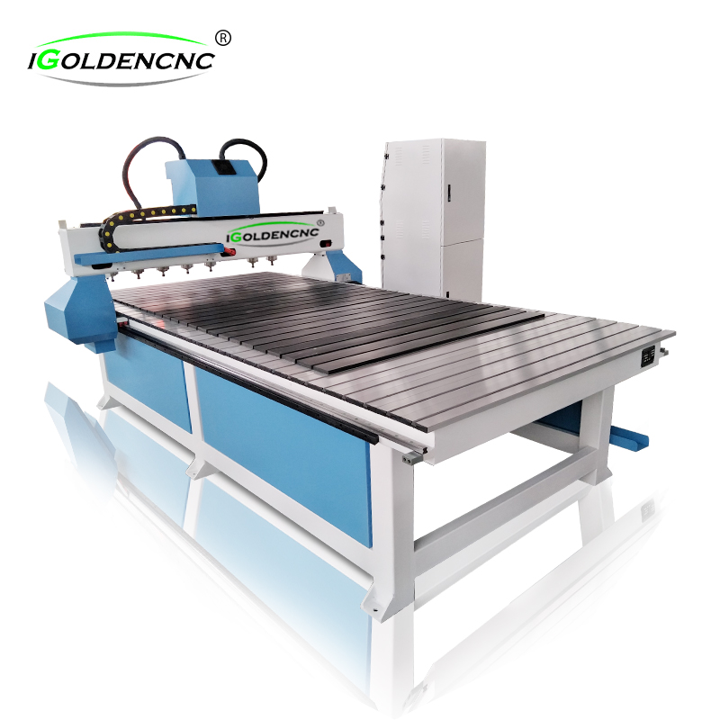 1-8 Multi Head Cnc Router Wood Carving Machine