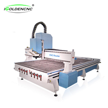 Woodworking ATC Cnc Router Carving Machine