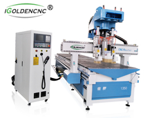 1300*5000mm wood cnc cutting machine