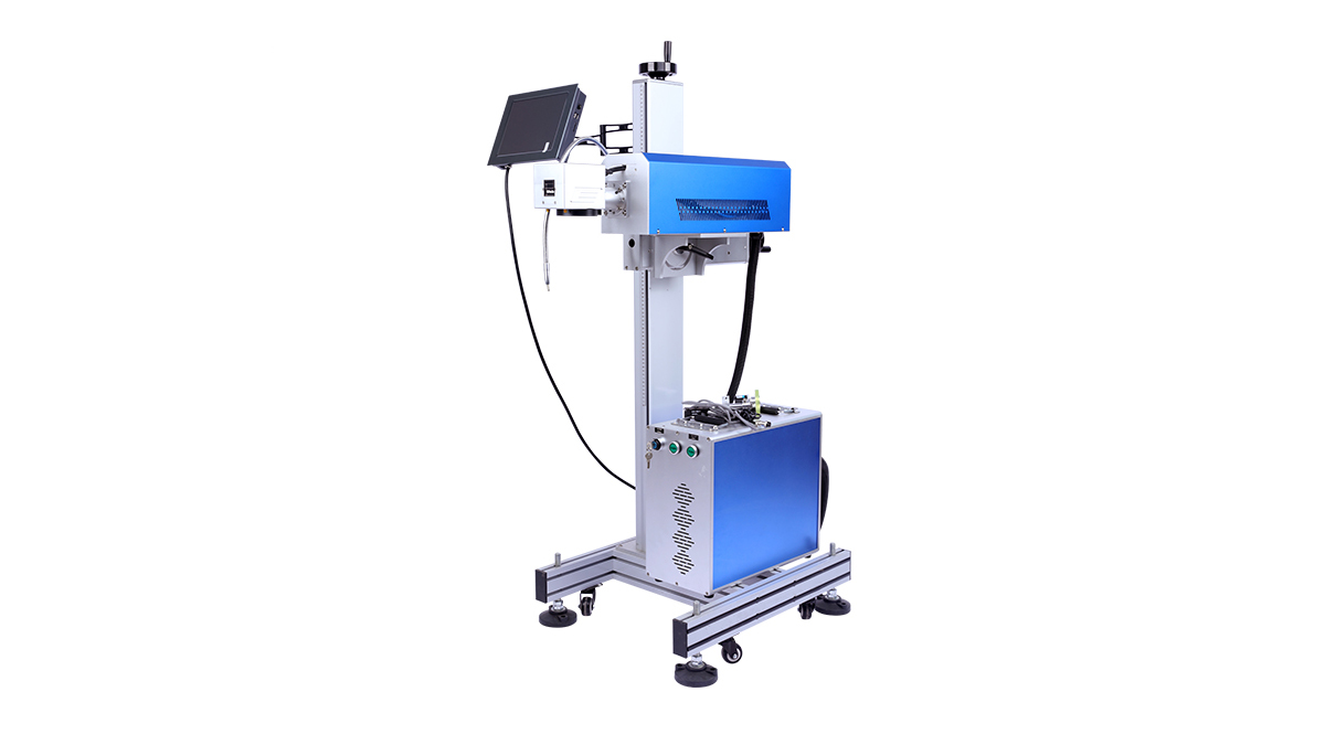 Flying Laser Marking Machine