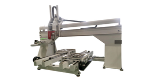 IGW-5AM-3012 Table Moving 5 Axis Cnc Router