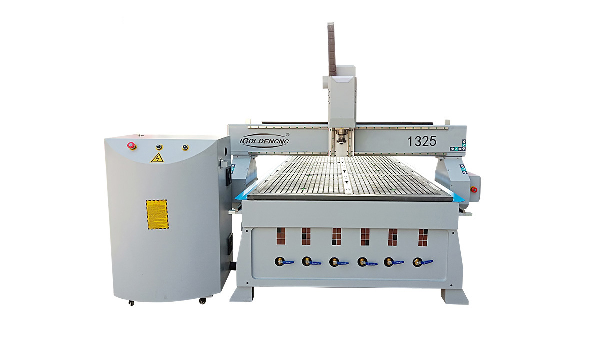 High Cost Performance Woodworking CNC Router Engraving Machine