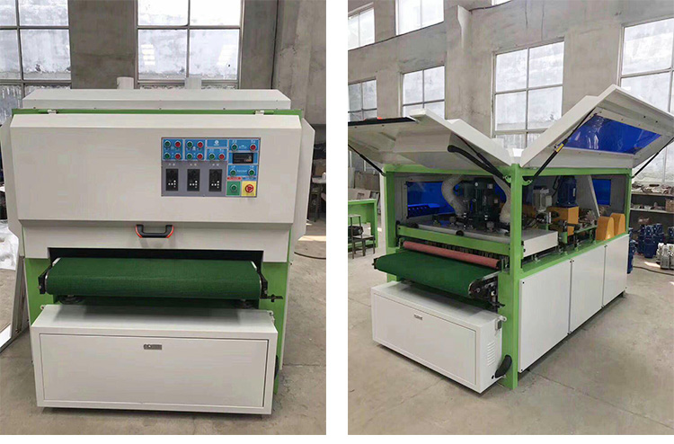 Automatic Wood Sanding Machine