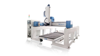 4 Axis CNC Machining Centre with Split Structure