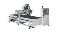 Three-process Lock Hole cnc router