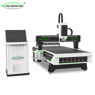 1325 Automated Wood Engraving Machine CNC Router